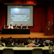 EKU Aviation College to Careers Conference