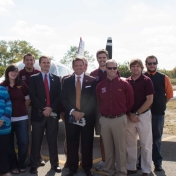 EKU Aviation faculty, staff, and students