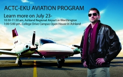 ACTC-EKU Aviation program graphic