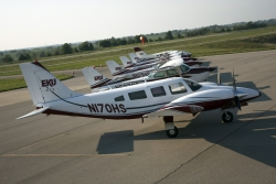 EKU Aviation fleet