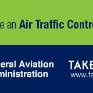 FAA Air Traffic Control Specialist graphic